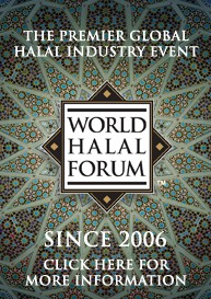 Click for more info on the World Halal Forum