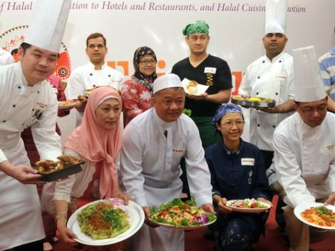FocusTaiwanNewsChannel-Taiwan eyeing Muslim market to boost exports-13072013