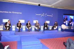 "Zubair Mughal, CEO, AlHuda CIBE Speaking at International conference ""The Enterprise and Finance"", which is jointly organized by World Bank, IMF, IFC & European Bank of Reconstruction and Development at Sousse – Tunisia 
