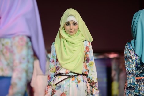 Islamic Fashion will be one of sectors showcased in the Moscow Halal Expo 2014