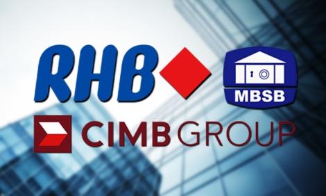 RHB CIMB MBSB Merger